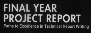 project report format for BE B.Tech MCA students